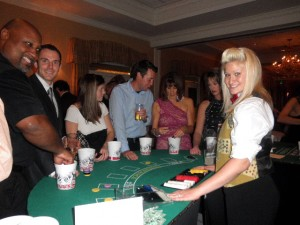Casino Party Package