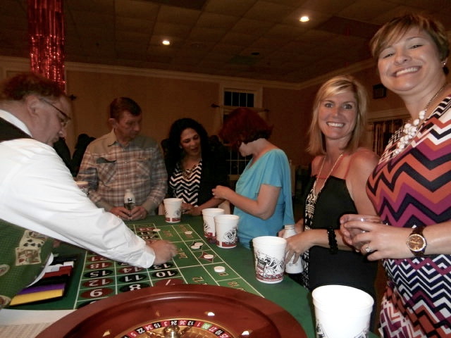 Casino Party Packages