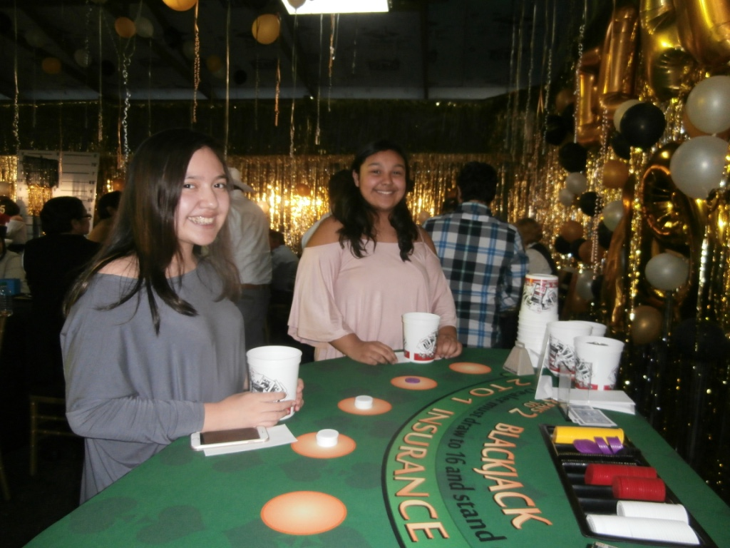 Casino party theme