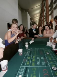 Graduation Casino Party